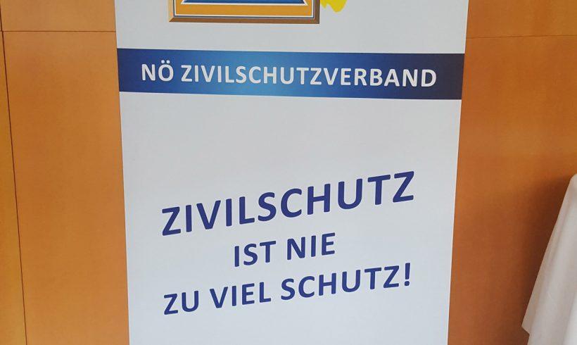 Raimund Heidrich goes Zivilschutz