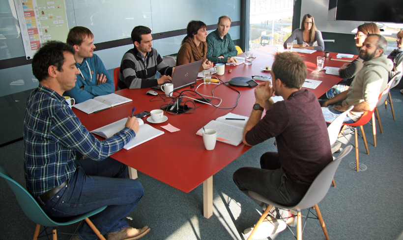 Ein Fixpunkt im Büroalltag – die Teambesprechung