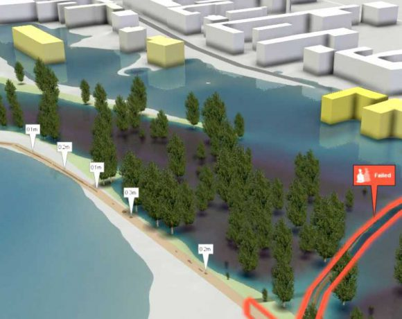 Sonderkatastrophenschutzplan Hochwasser Donau