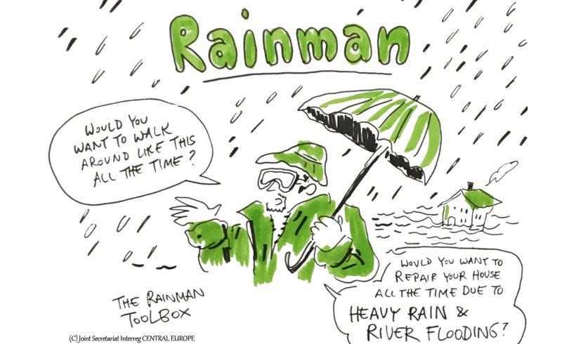 Wir lassen niemanden im Regen stehen