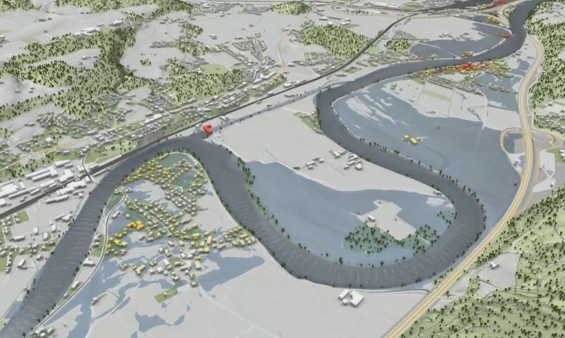 Visdom – Die Zukunft der Hochwasser-Visualisierung
