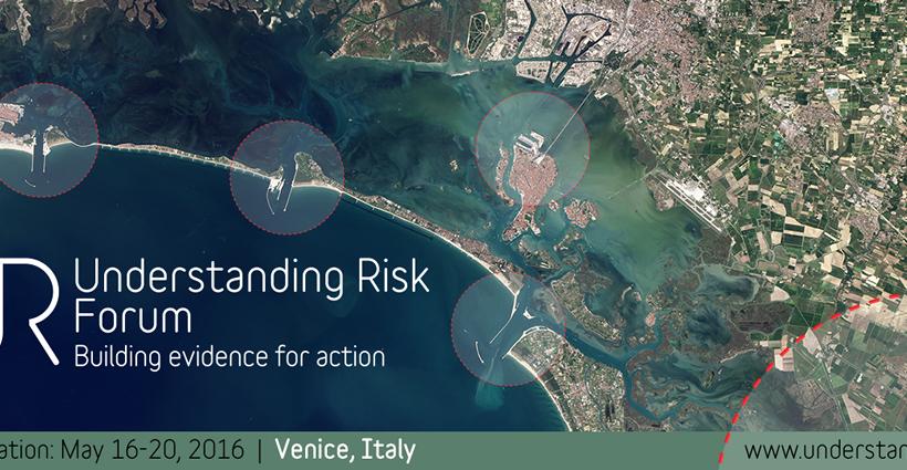 Understanding Risk Forum Venedig 2016