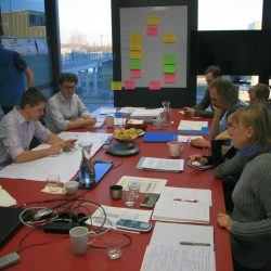 Intensive planning meeting with the project partners